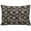 "kathy ireland by Nourison Rose Pattern Rectangular Pillow - 14"" x 10"", 82259"