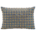 """kathy ireland by Nourison Marble Bead Accent Pillow - 14""""W x 10""""H, 82172"""