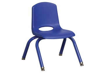 "Stack Chair with Matching Legs 10""H Seat, 51617"