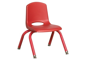 "Stack Chair with Matching Leg 14""H Seat, 51619"