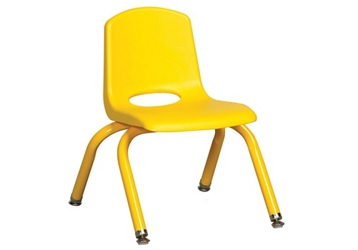 "Stack Chair with Matching Leg 16""H Seat, 51620"
