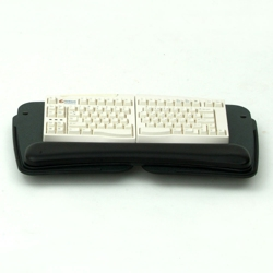 Adjustable Keyboard Tray with Arm and Dial Tilt, 82122