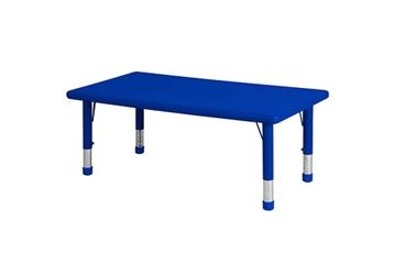 "Resin Activity Table 24""D x 48""W, 92159"