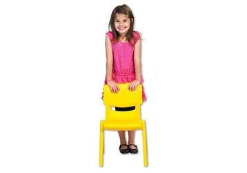 """Resin Chair 12""""H, 51643"""