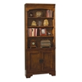 "Six Shelf Doored Bookcase - 79""H, 32291"