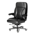 24/7 Big and Tall Chair in Vinyl, 50925