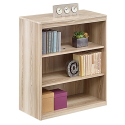 At Work Three Shelf Bookcase , 32161