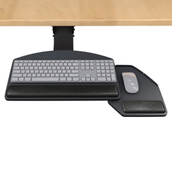 Lift and Lock Articulating Arm With Keyboard and Mouse Tray, 87826