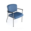Bariatric Polyurethane Guest Chair with 450 lb Weight Capacity, 21242