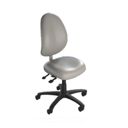 Petite 24 Hour Nurse Station Chair with Small Back, 21250