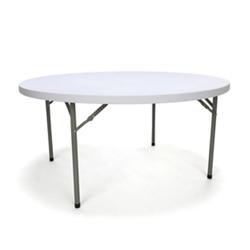 """Round Folding Table - 60""""DIA, 46899"""