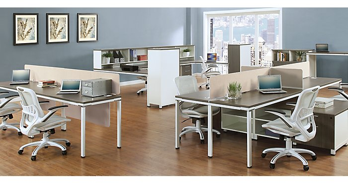 On Trend: Office Benching Pros and Cons | NBF Blog