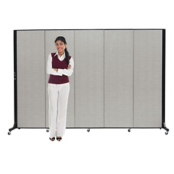 "Portable Room Divider - 9'5""W x 6'5""H, 21479"