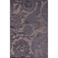 "Large Floral Print Area Rug - 90""W x 114""D, 82544"