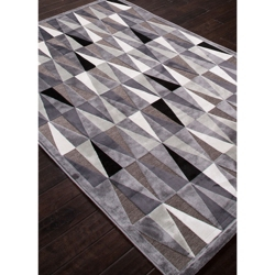 Triangles Area Rug - 5'W x 7.5'D, 82551