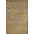 "Floral Print Area Rug - 90""W x 114""D, 82546"
