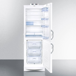 Medical Refrigerator and Freezer Combo - 12 Cubic Ft, 87386