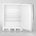 Stainless Steel Door Refrigerator - 5.5 Cubic Ft, 87388