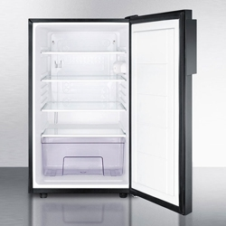 Frost-Free Refrigerator - 4.1 Cubic Ft, 87391