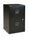"""Two Drawer Filing Cabinet- 27""""H, 34574"""