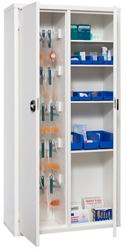 """Medical Storage Cabinet - 78""""H, 26665"""