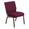 Fabric Stacking Assembly Chair , 51573