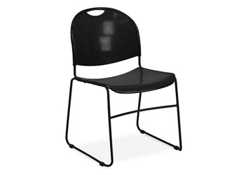 Lightweight Sled Base Stack Chair, 51665