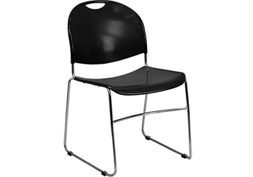 Sled Base Stack Chair, 51678