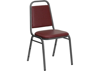 Vinyl Stack Chair, 51460