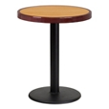 "Standard Height Table with Round Base - 24""DIA, 44325"