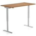 "Height Adjustable Desk - 70""W x 30""D, 41896"