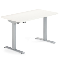 "Height Adjustable Desk - 58""W x 30""D, 41895"