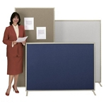 Freestanding Panels & Partitions
