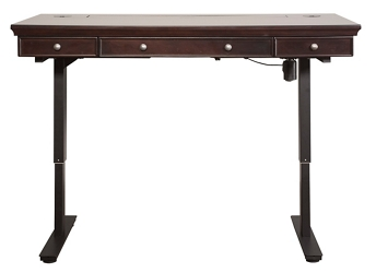 """Height Adjustable Sit-Stand Desk 60""""W, 10225"""