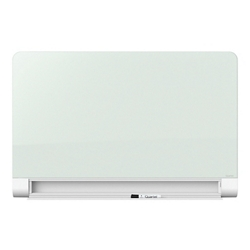 "Glass Dry Erase Board - 85""W x 48""H, 80653"