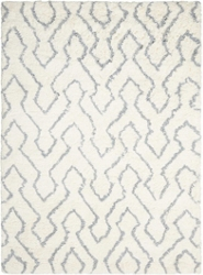 Contemporary Print Area Rug - 5'W x 7'D, 82202