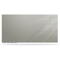 "Magnetic Glass White Board - 60""W x 48""H, 80641"