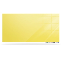 "Glass White Board - 96""W x 48""H, 80637"