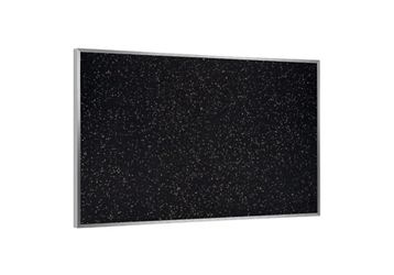 10' x 4' Recycled Rubber Bulletin Board, 36844