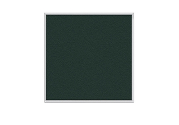 Vinyl Tack Board with Aluminum Frame 4'W x 4'H, 80991
