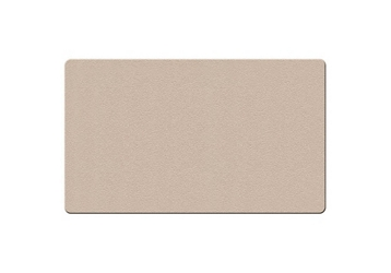 Fabric Wrapped Edge Bulletin Board 4'W x 1'H, 80997