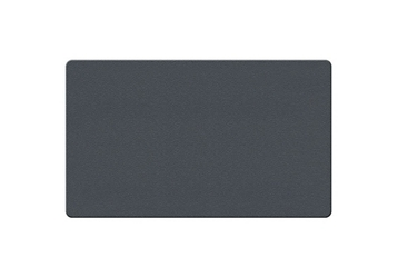 Fabric Wrapped Edge Bulletin Board 2'W x 1.5'H, 80998