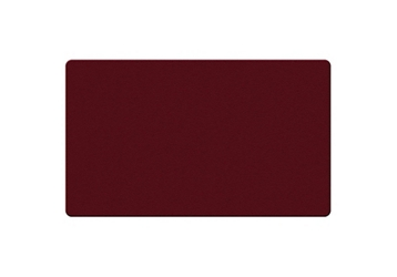 Fabric Wrapped Edge Bulletin Board 3'W x 2'H, 80999