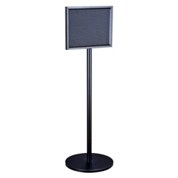 "Changeable Single Sided Sign Holder - 11"" x 14"", 87514"