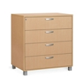 "Four Drawer Dresser - 35""W, 21344"