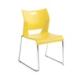 Armless Sled Base Stack Chair, 51358