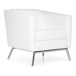 Modern Fabric Lounge Chair, 75677
