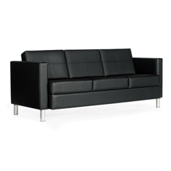 Citi Leather Sofa, 76168