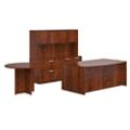 Contemporary Bowfront Desk Suite, 16029