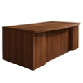 "Double Pedestal Executive Desk - 84""W x 42""D, 10089"